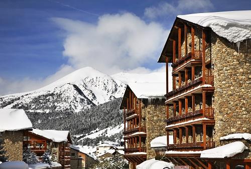 Soldeu. Andorra
